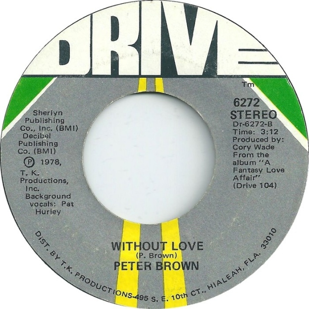 peter-brown-without-love-drive